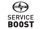 scion service boost logo